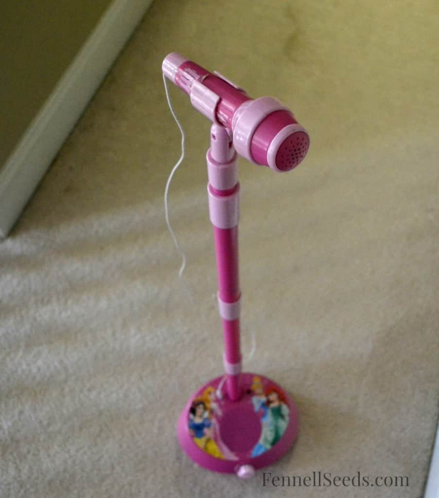 Toy Review - Microphone