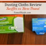 Bonus Cleaning – Dusting Cloths Review