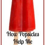 How eating Popsicles helps me lose weight