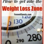 How to Get in the Weight Loss Zone
