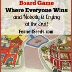Mommy's Favorite Board Game Where Everyone Wins and Nobody is Crying at the End!