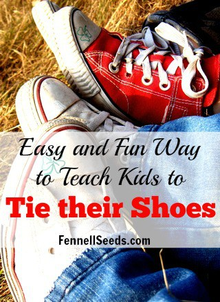 When Do Boys Learn To Tie Their Shoes