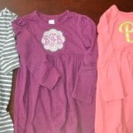My Favorite Inexpensive Dresses Made to Look Boutique With Monogramming