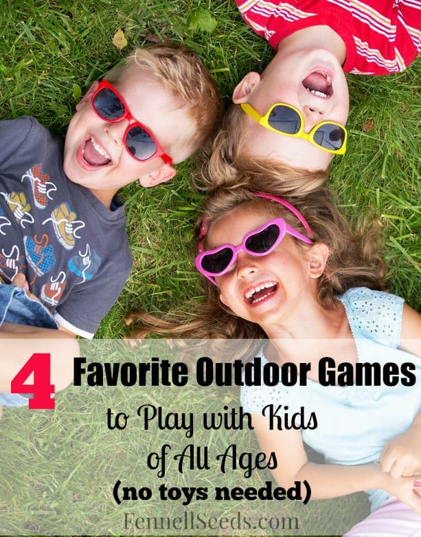 Outdoor Toys Age 4 : Favorite outdoor games to play with kids of all ages no