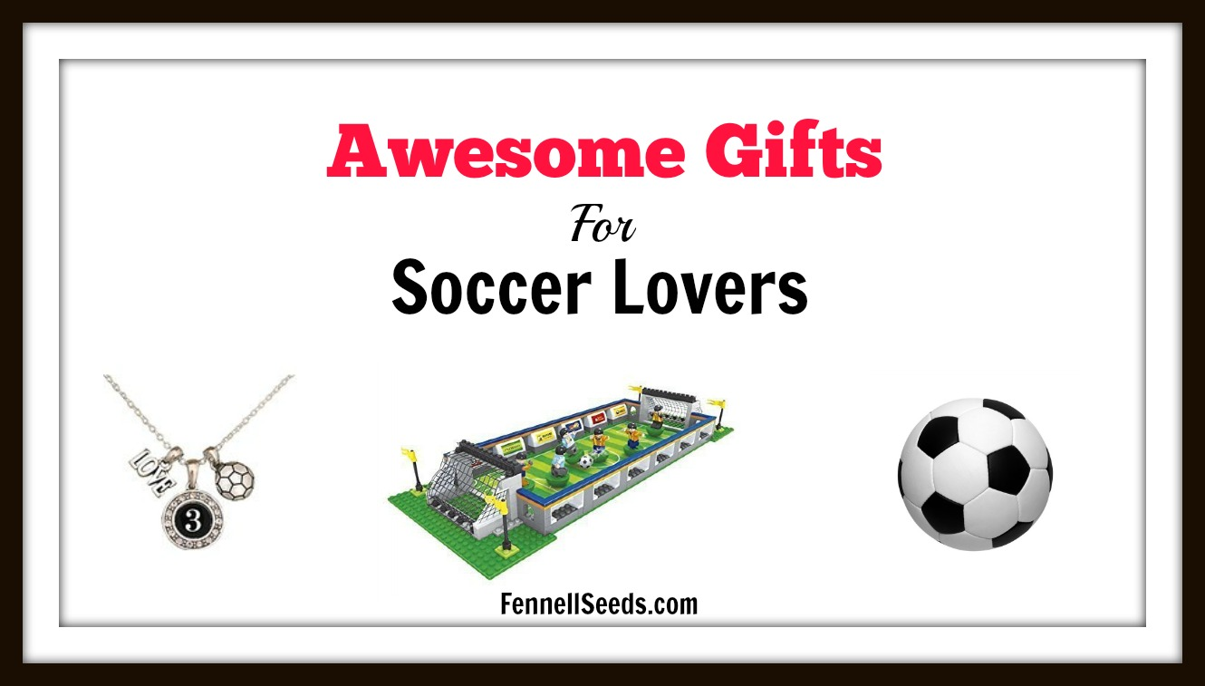 Awesome Gifts For Soccer Lovers