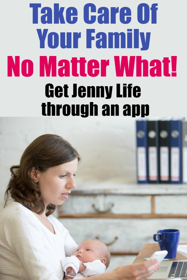 Jenny Life makes it easy to take care of your family. #JennyLife #ad