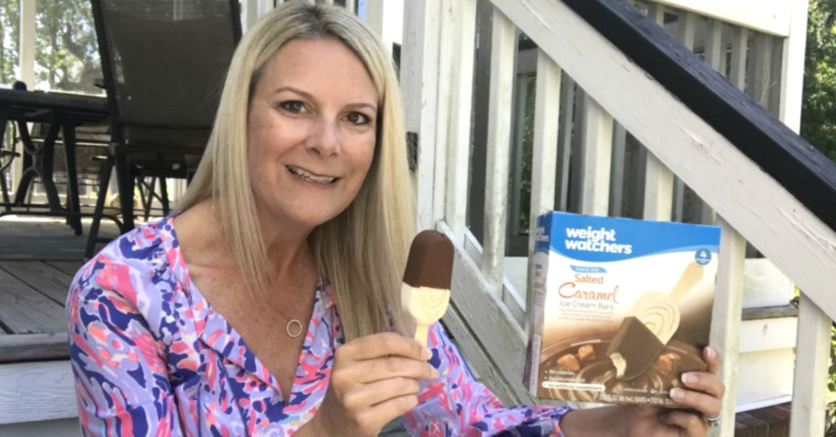 Get Your Groove Back Weight Watchers Ice Cream Novelties #Wellness4RealLife #WWSponsored #IC #ad