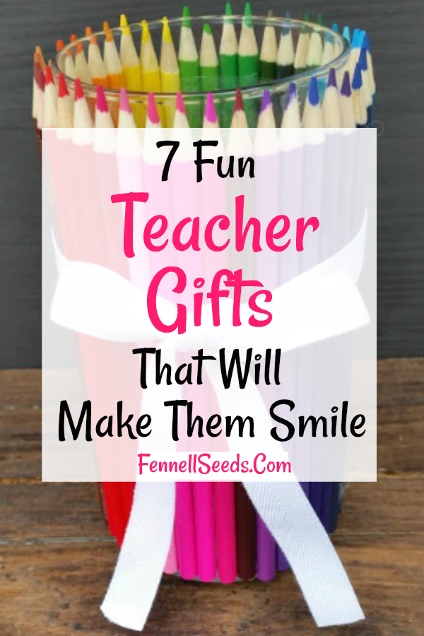 Fun and Easy Teacher gifts | teacher gift ideas | End of year Teacher Gifts | Teacher appreciation gift