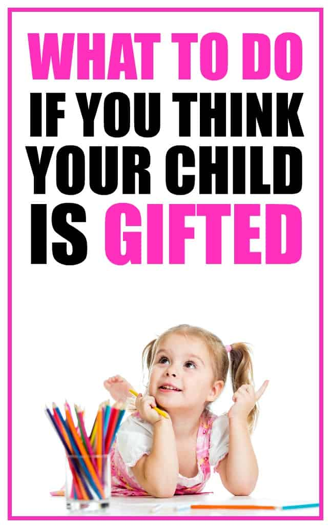 What to do if you think your child is gifted. Gifted children need to be intellectually stimulated. Here's how!