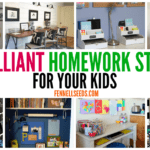 20+ Homework Stations Your Kids Will Love