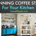 20 Stunning Coffee Stations For Your Kitchen